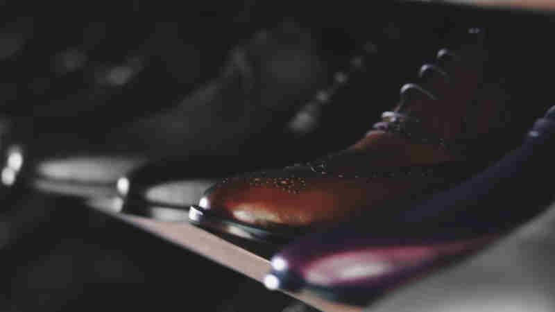 rangement de chaussure luxe