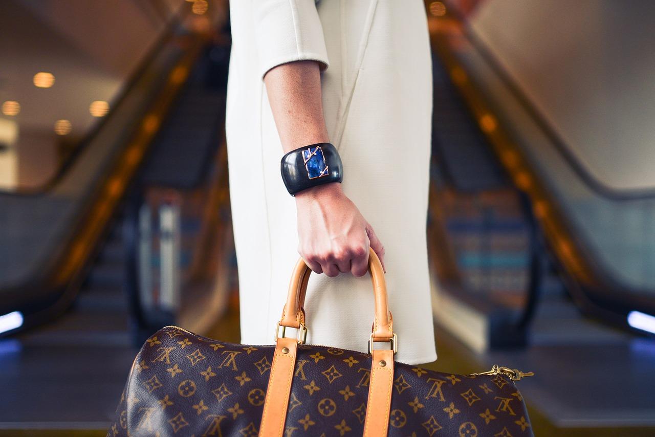 La maroquinerie francaise - un luxe